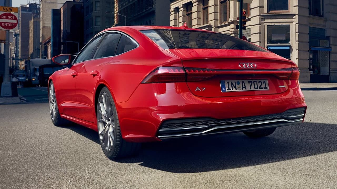 Audi Build Your Own >> Audi A7 2019 Audi A7 2019 Audi Saudi Arabia
