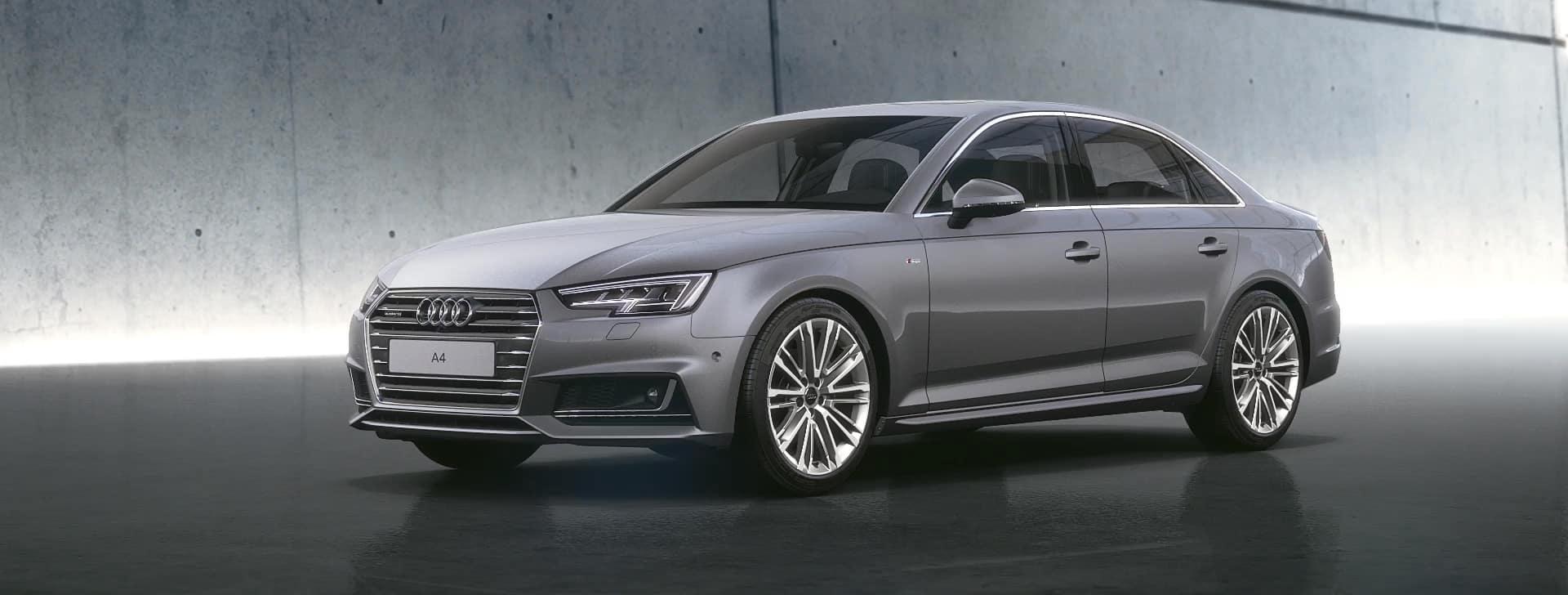 Audi A4 2019 Audi A4 2019 Audi Saudi Arabia