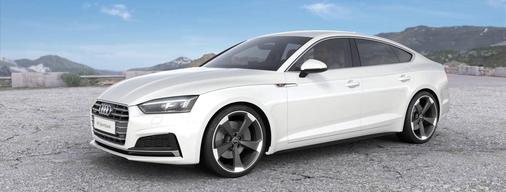Audi A5 Sportback 2019 Audi A5 Range Audi Saudi Arabia