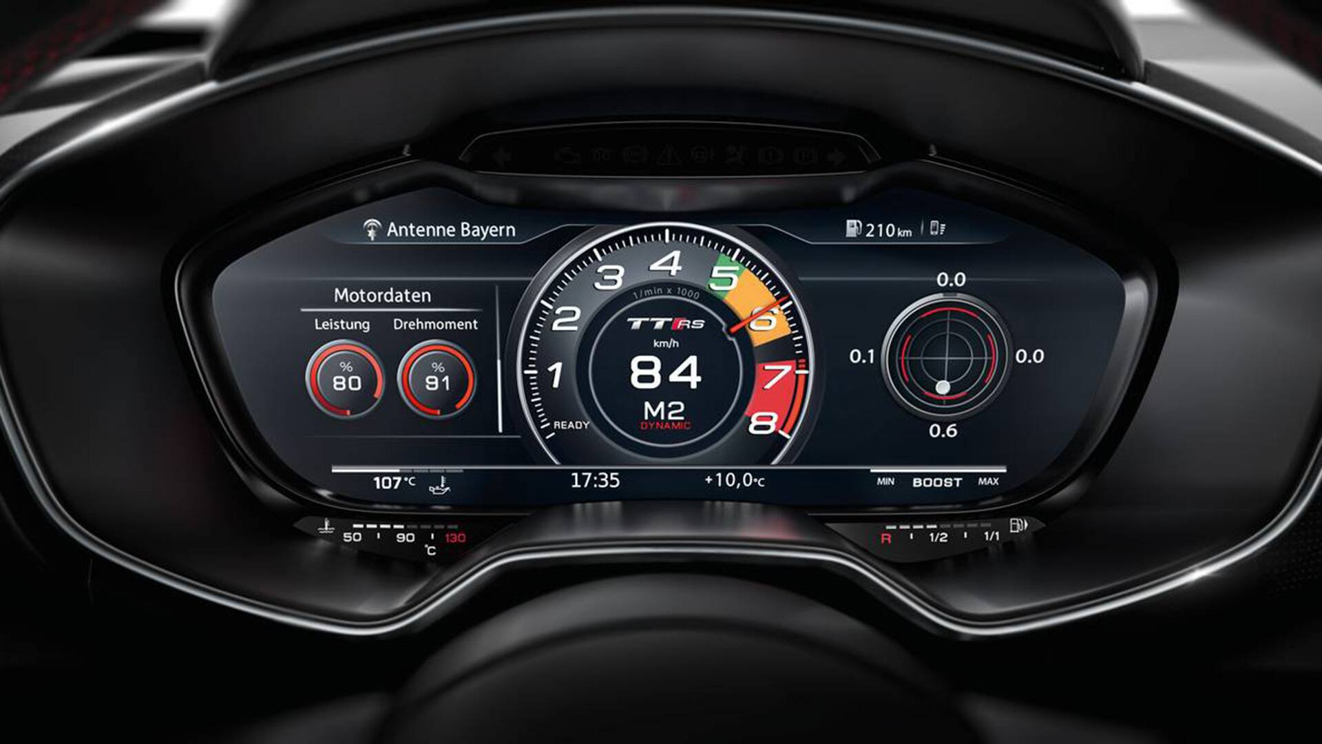 Audi TTRS Coupe' 2019 > Audi TT 2019 > Audi Saudi Arabia