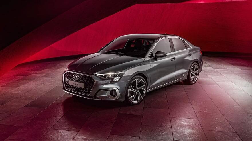 Audi A3 الجديدة كلياً.