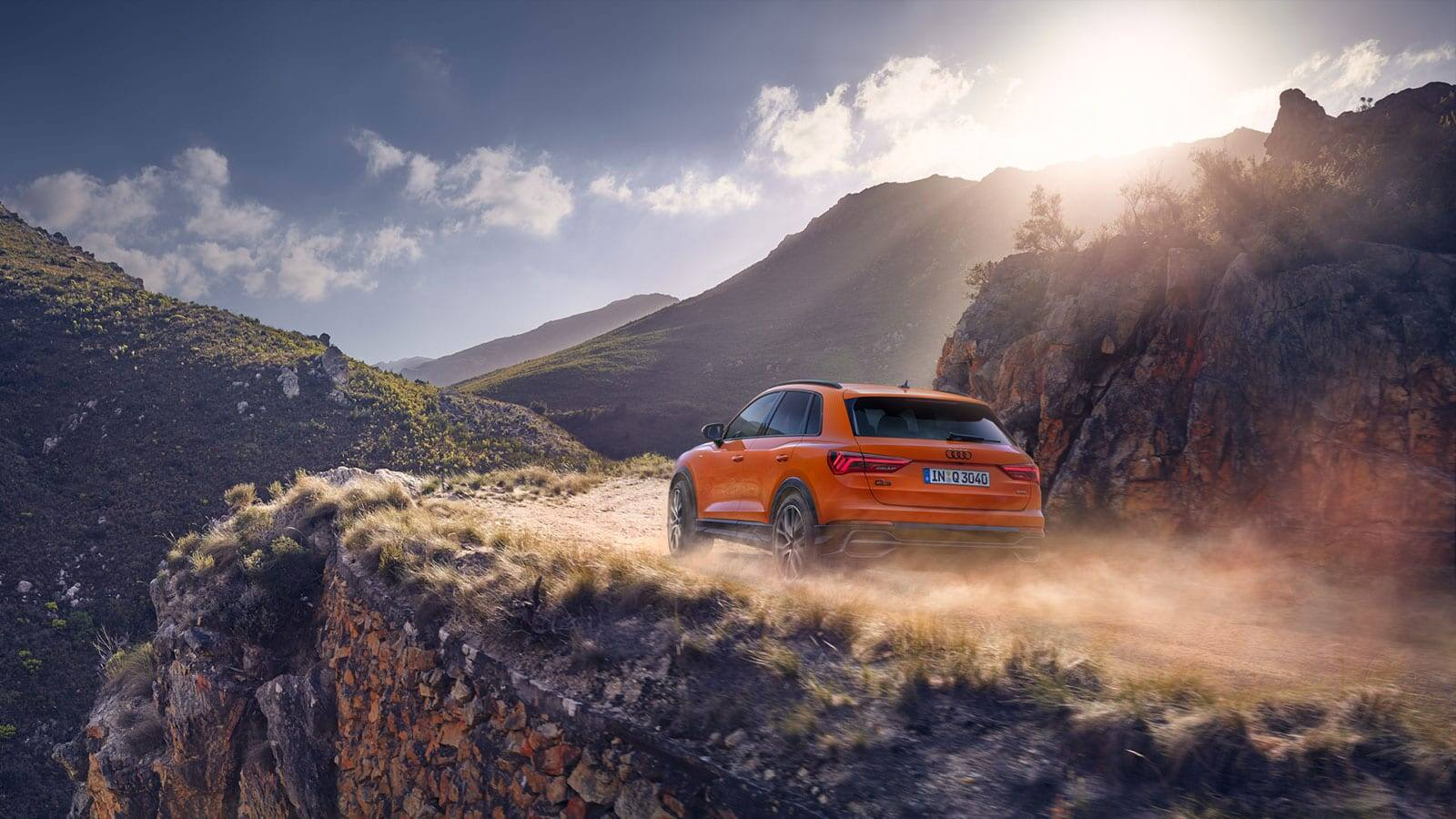 The new dynamic Audi Q3